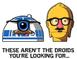 The Droids You Are Looking For